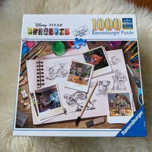 Ravensberger Disney Pixar 1000 jigsaw puzzle